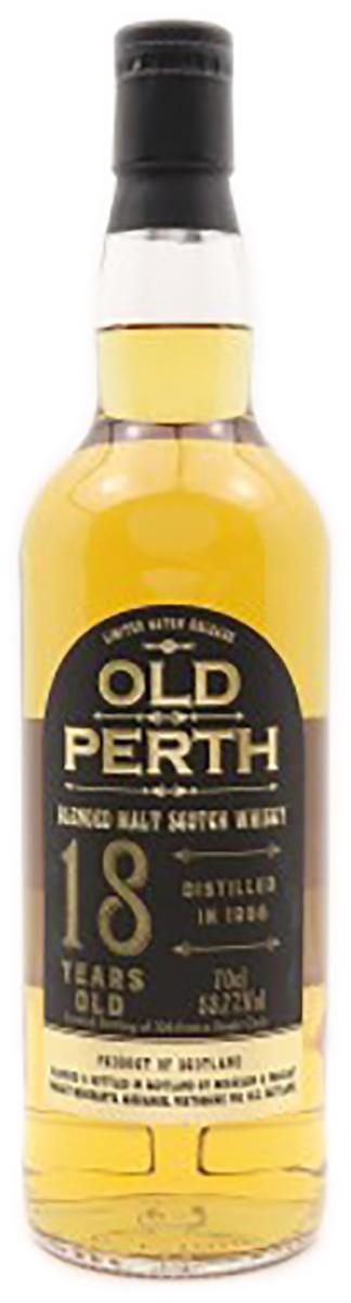 Morrison Mackay Old Perth Blended Malt old 18 Y.O фото
