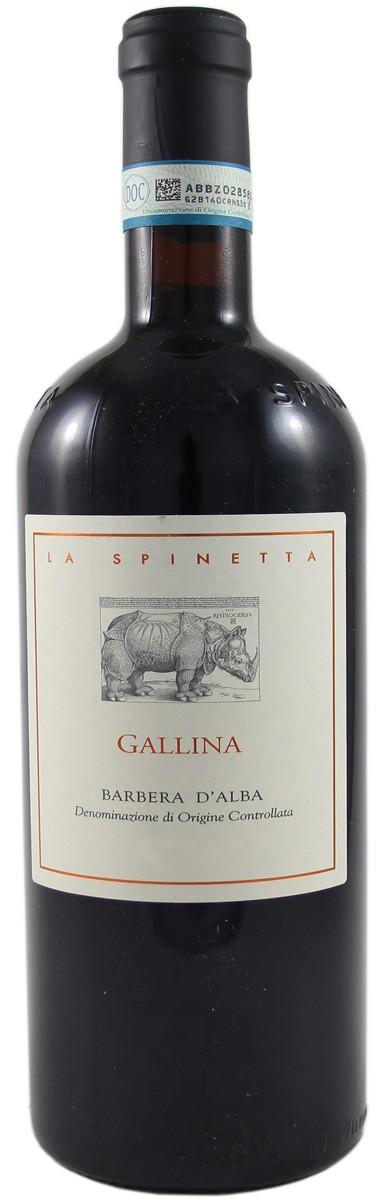 La Spinetta Barbera d'Alba Gallina (в коробці) фото