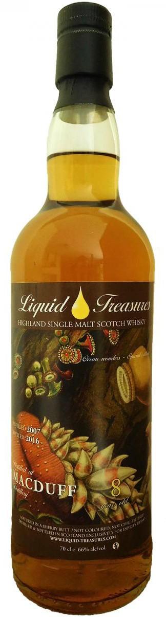 Macduff 8 Y.O Liquid Treasures фото