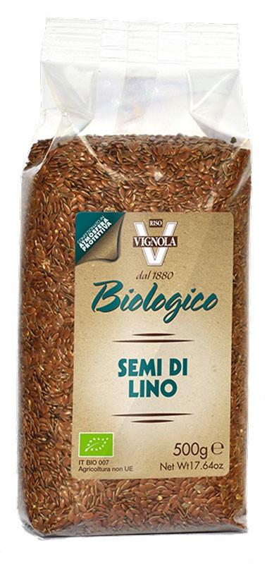 Семена Льна Vignola фото