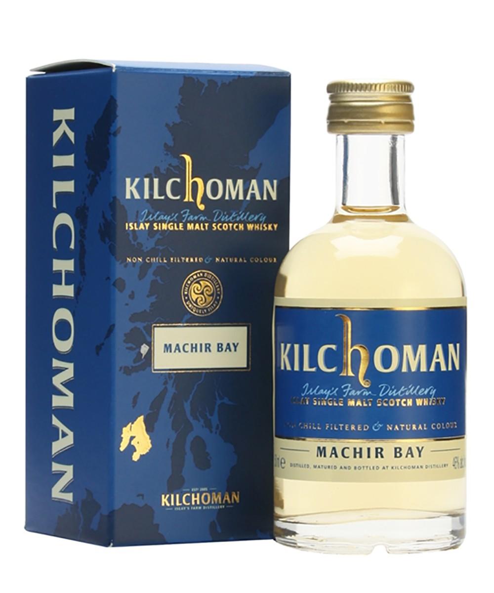 Kilchoman Machir Bay Miniatures фото