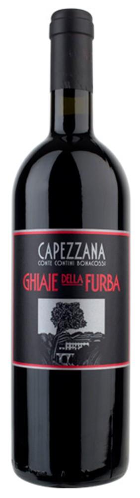 Capezzana Ghiaie Della Furba фото
