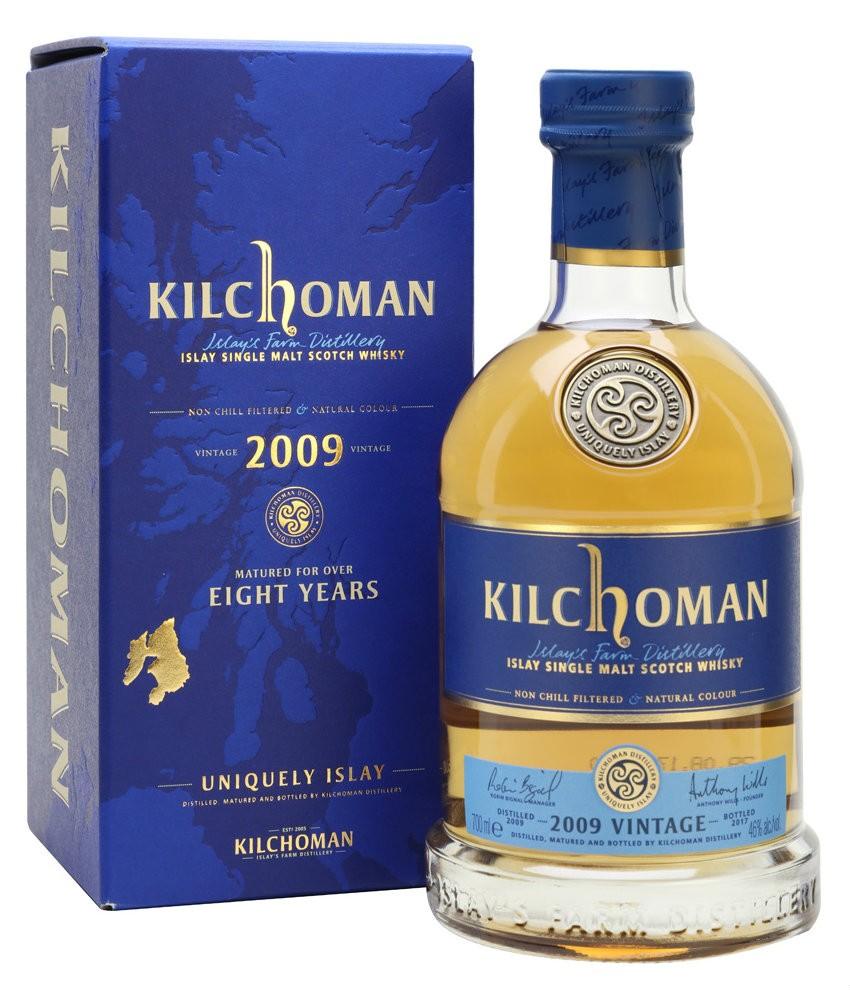 Kilchoman 2009 Vintage (в коробке) фото