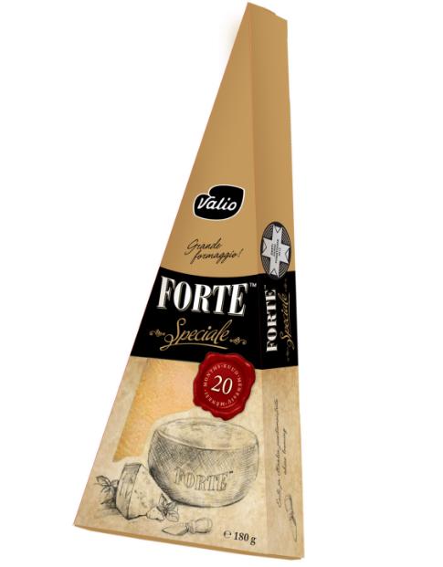 Сыр Valio Forte Speciale 20 мес. фото