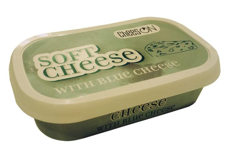 Крем-сыр Entrepinares с голубой плесенью CheesON фото