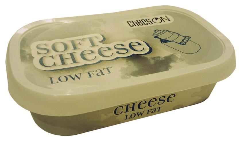 Крем-сыр с низким содержанием жира Entrepinares CheesON фото