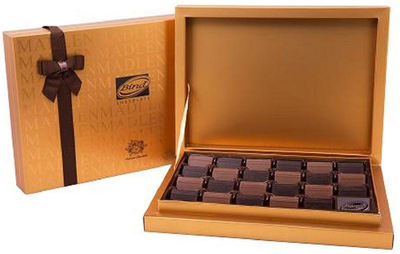 Набор шоколада Madlen Gold BIND фото
