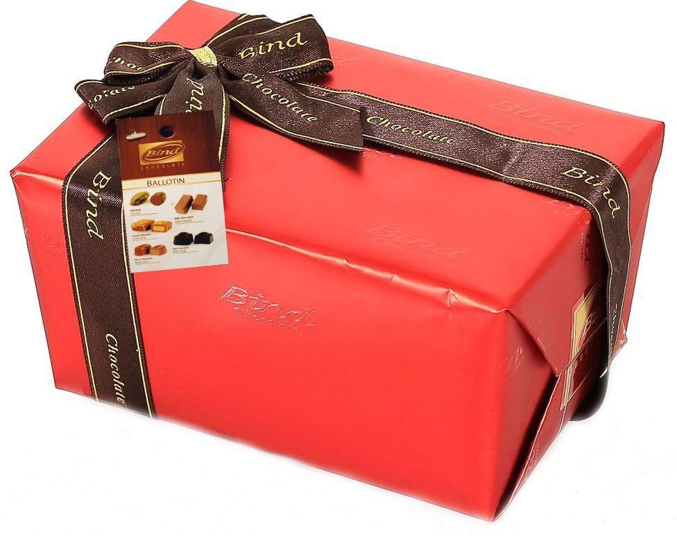 Конфеты шоколадные Ballotin Collection BIND фото