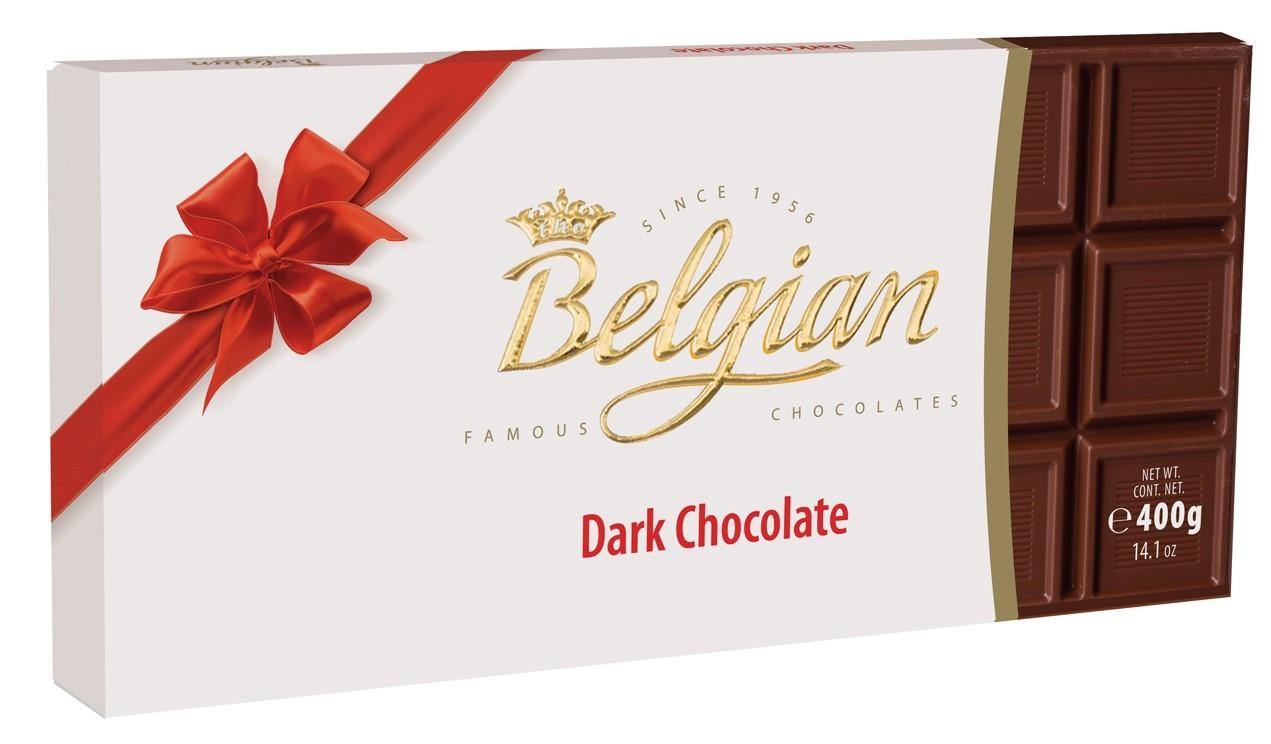 Шоколад чорний 50% XL Belgian фото