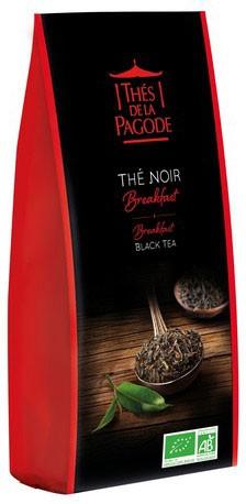 Чай чёрный Английский завтрак Thes De La Pagode фото