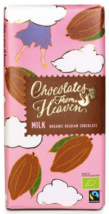 Шоколад молочный Klingele фото