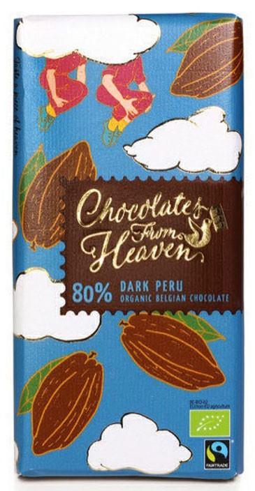 Шоколад черный 80% Klingele фото