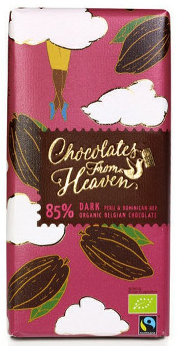 Шоколад черный 85% Klingele фото