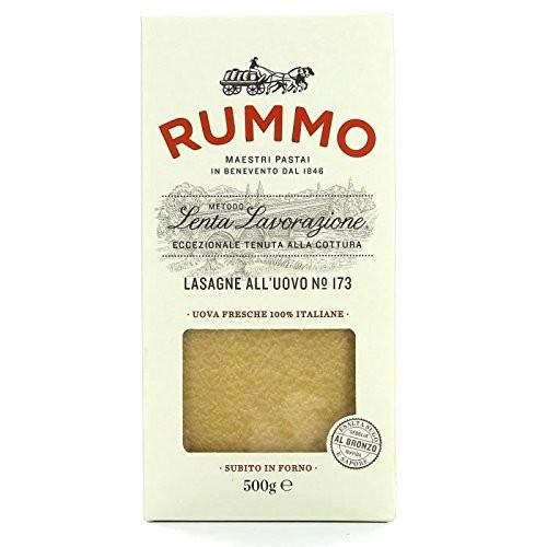 Паста Яичная Лазанья All'uovo N°173 RUMMO фото