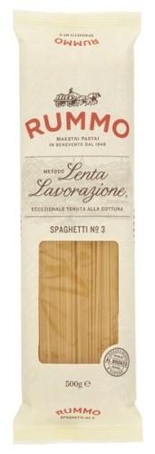 Паста Спагетти №3 Rummo фото