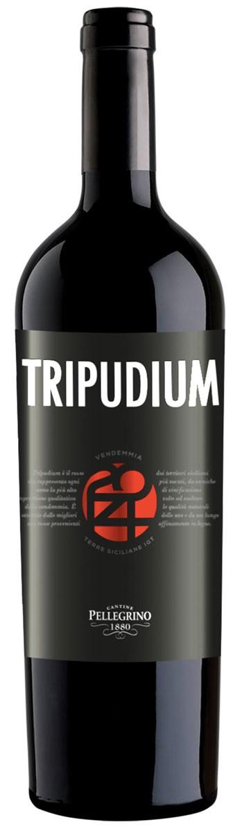 Carlo Pellegrino Tripudium Rosso фото