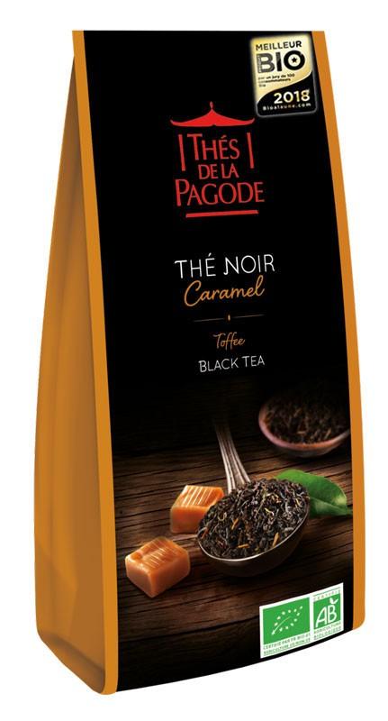 Чай чёрный Toffee Thes De La Pagode фото