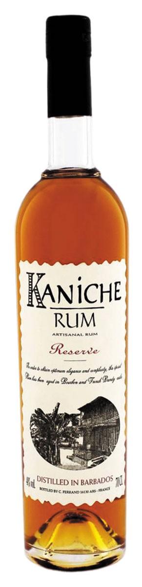 Kaniche Rum Reserve фото