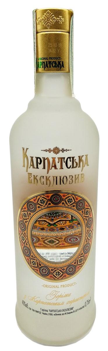 Карпатская Ексклюзив фото