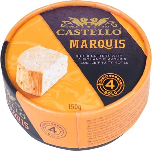 Сыр с белой плесеню Castello Marquis фото