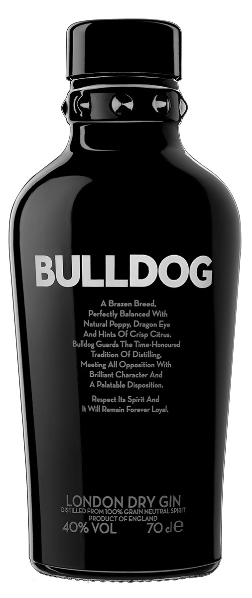 Bulldog London Dry Gin (b)