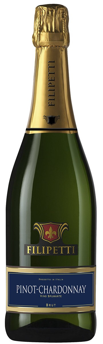 Filipetti Pinot Chardonnay Brut фото