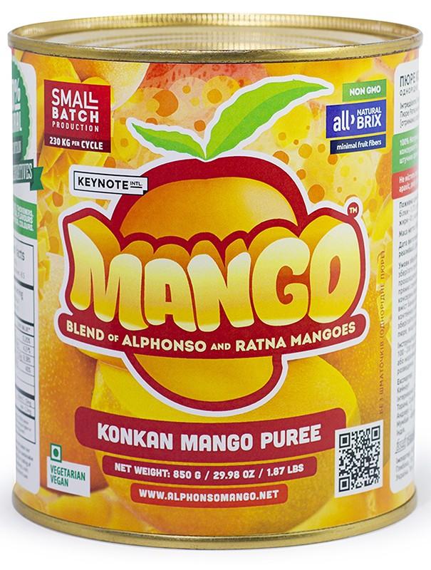 Пюре Конкан манго Keynote фото