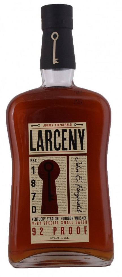 Larceny Kentucky Straight Bourbon фото
