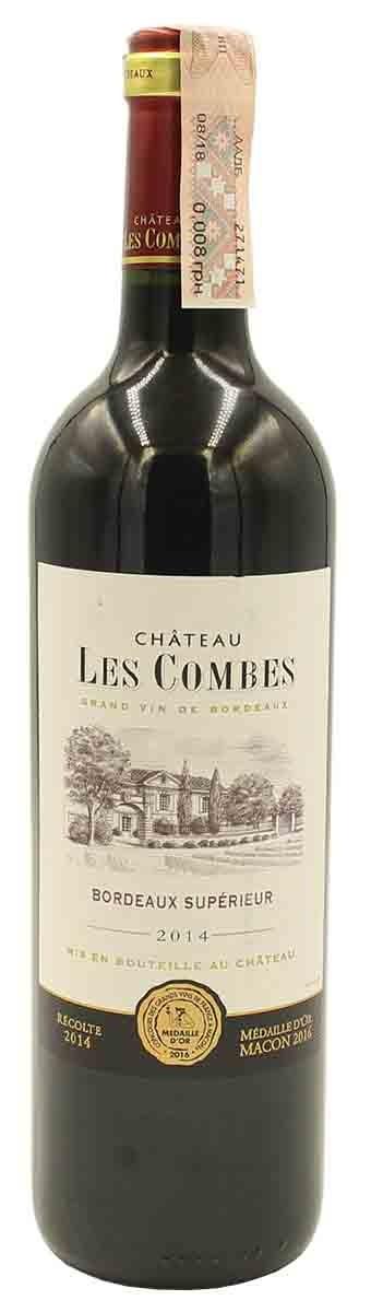Cordier Chateau Les Combes фото