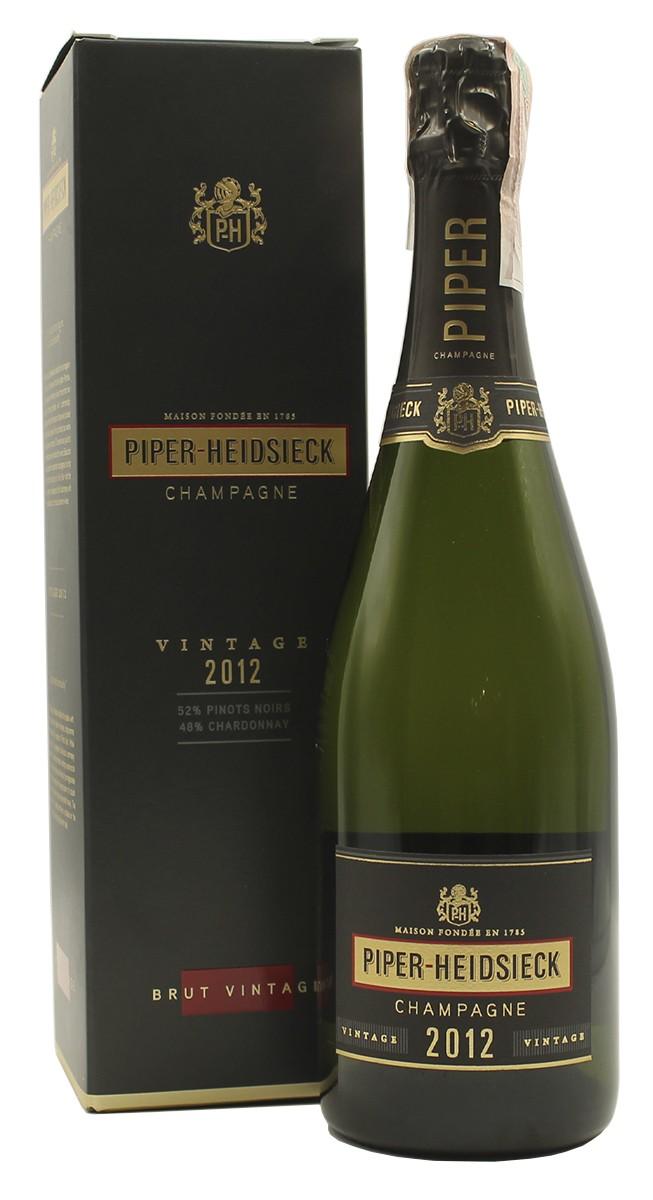 Piper-Heidsieck Vintage 2012 (в коробке) фото