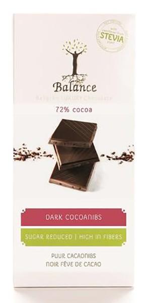 Шоколад черный без сахара 72% Klingele фото
