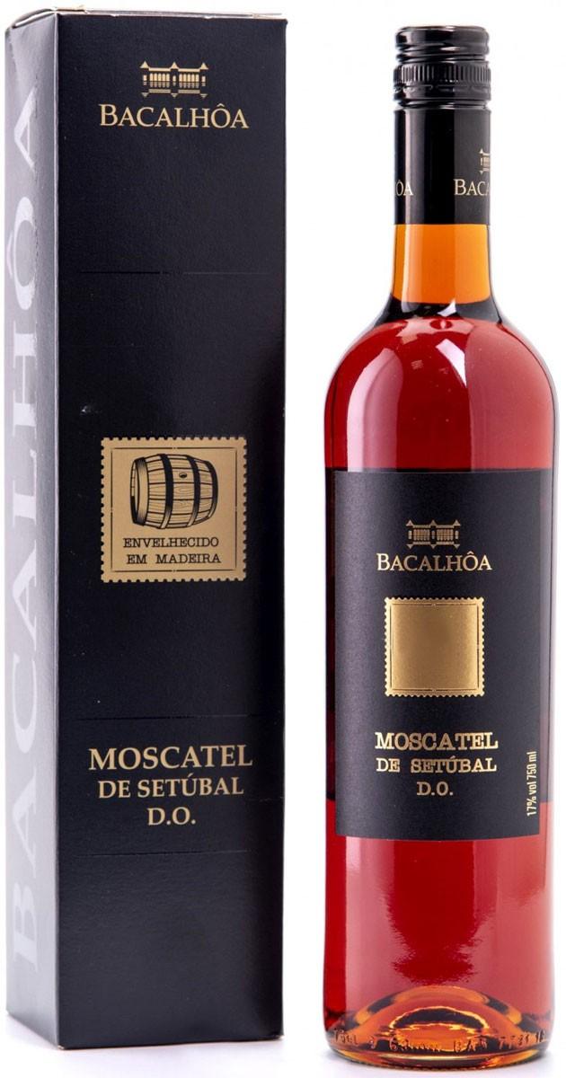 Bacalhoa Moscatel de Setubal Colheita 2 YO (в коробке) фото