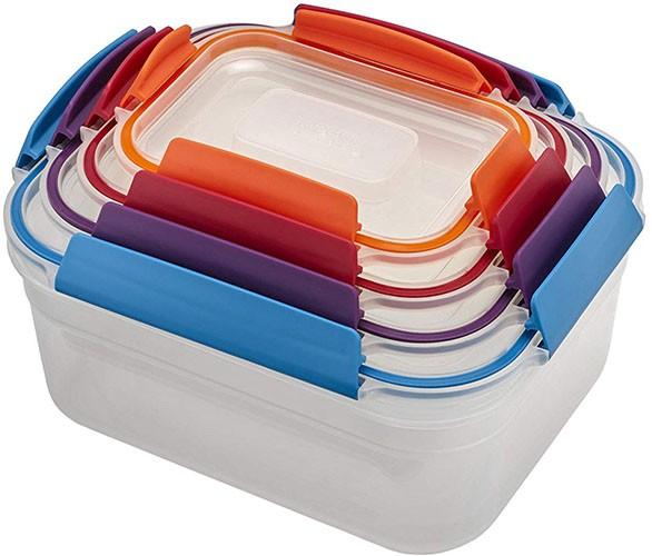 Набір контейнерів харчових Joseph Joseph фото