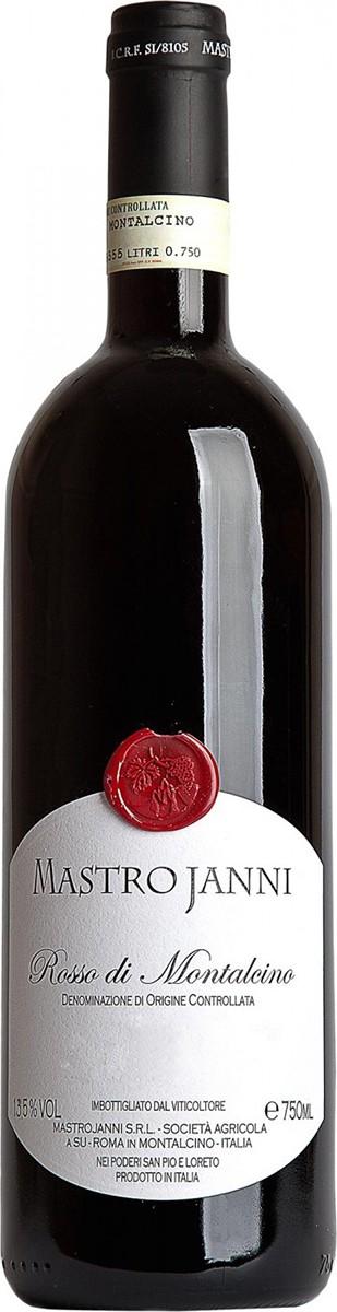 Mastrojanni Rosso di Montalcino фото