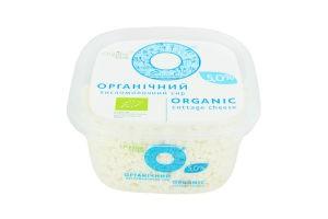 Сир кисломолочний Organic Milk 5% фото