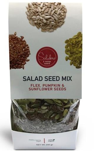 Мікс насіння для салатів Salubre фото