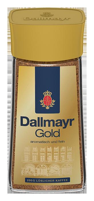 Кофе растворимый Dallmayr Gold фото