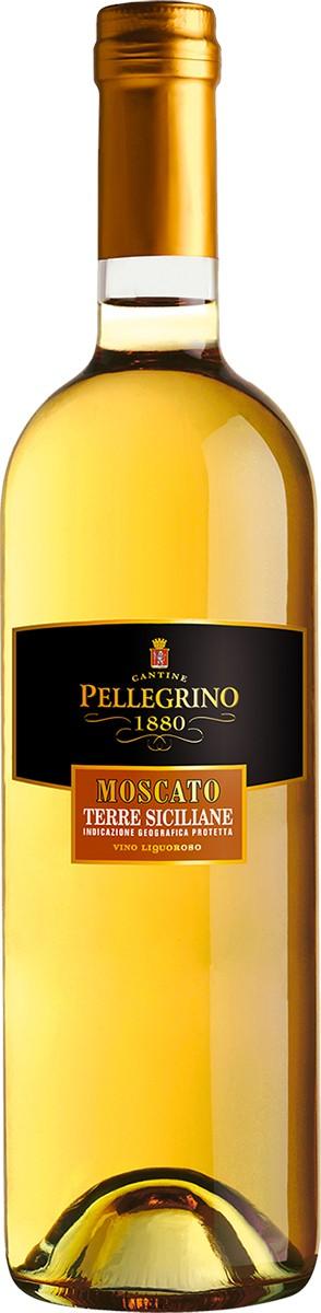 Carlo Pellegrino Moscato Liquoroso Terre Siciliane фото