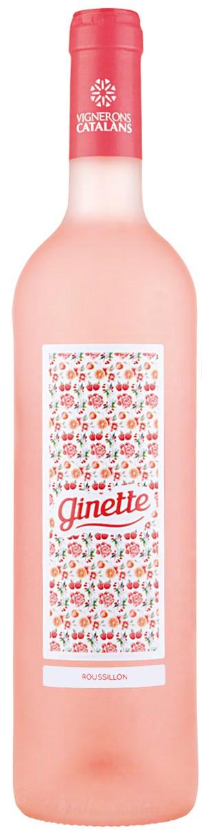 Ginette Cotes du Roussillon Rose фото