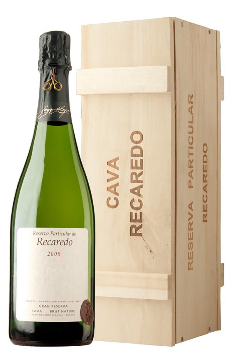 Recaredo Reserva Particular Gran Reserva (gift box) фото