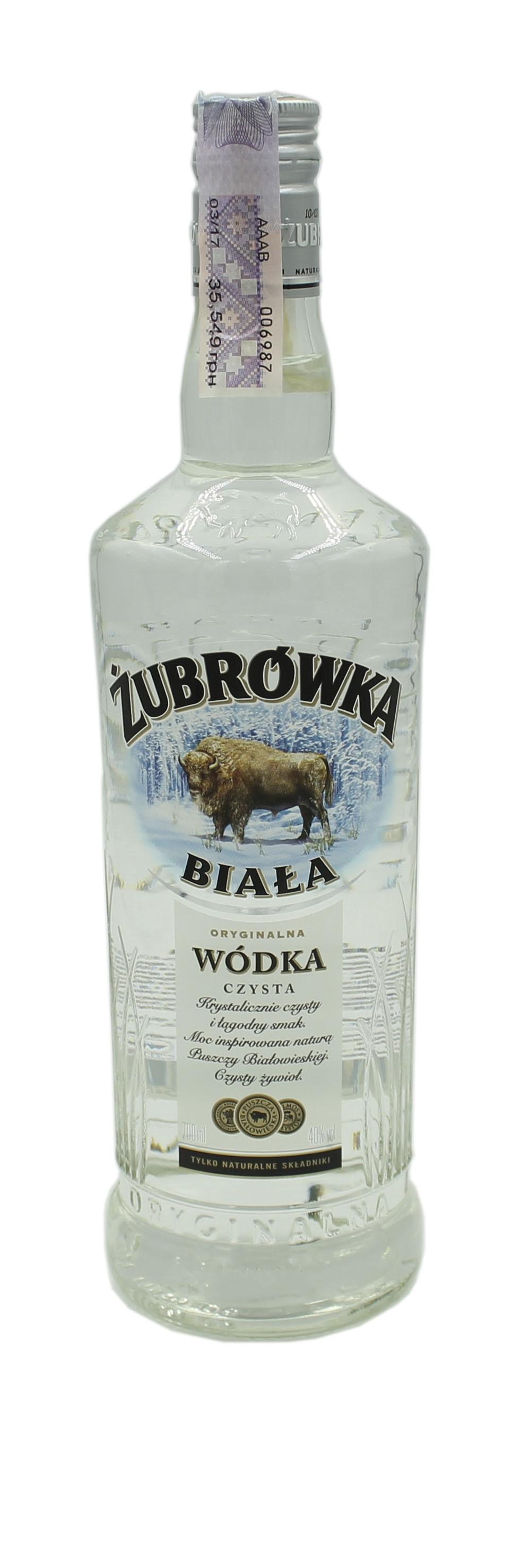 Zubrowka Biala фото