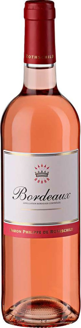 Baron Philippe de Rothschild Bordeaux Rose фото