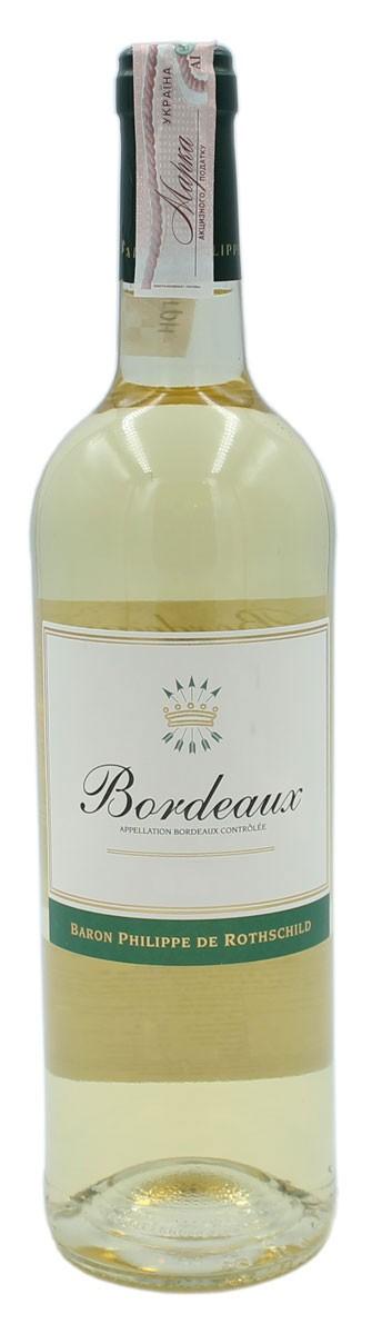 Baron Philippe de Rothschild Bordeaux Blanc фото