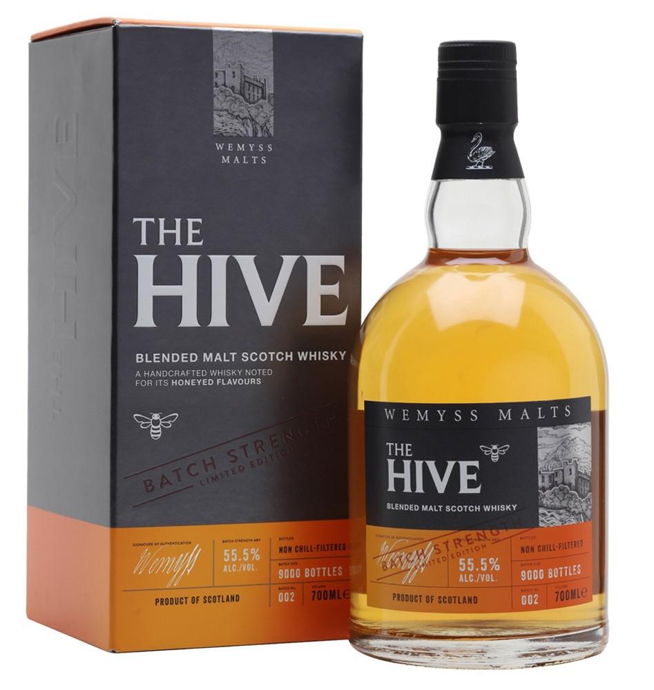 Wemyss Malts The Hive Batch Strength (в коробке) фото