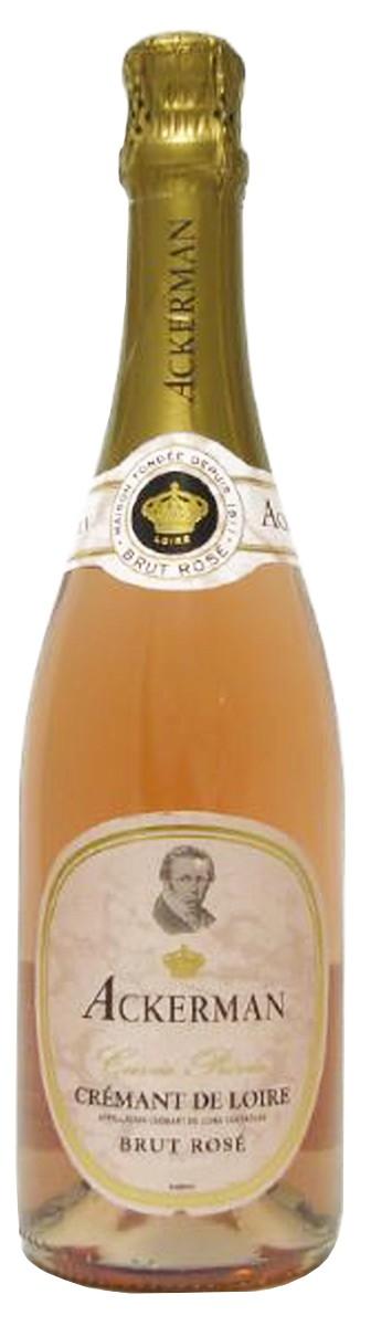 Ackerman Cremant de Loire Rose Brut фото