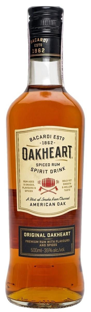 Bacardi Oakheart Original фото