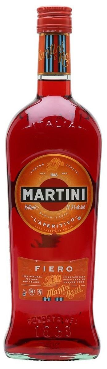 Martini Fiero фото