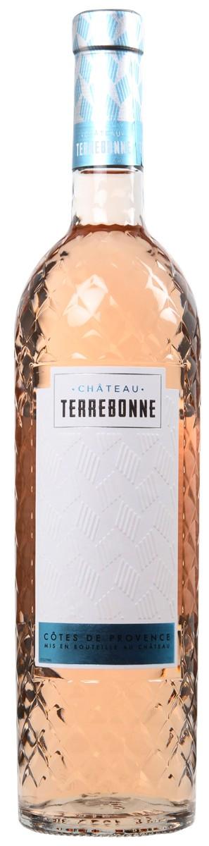 Chateau Terrebonne Cotes de Provence Rose фото