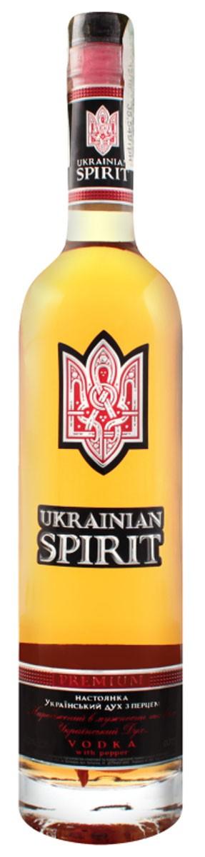 Ukrainian Spirit с перцем фото