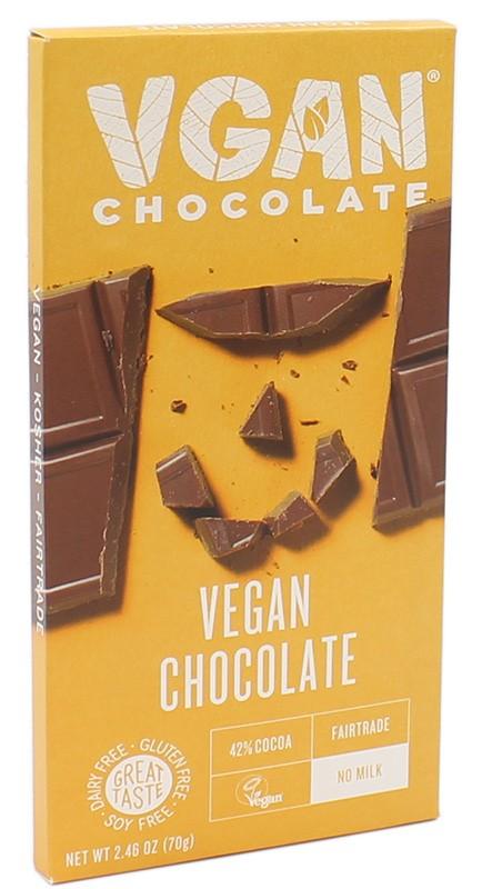 Вегетарианский шоколад VGAN фото
